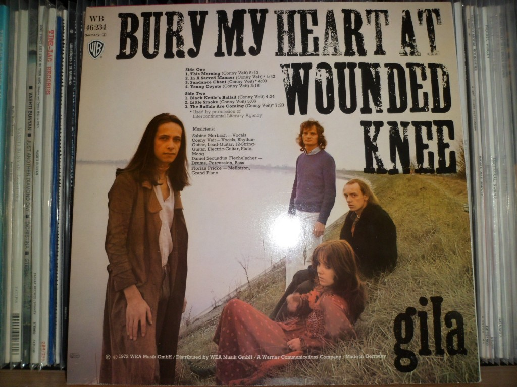 gila bury my heart at wounded knee the krautrock album database sam 0492