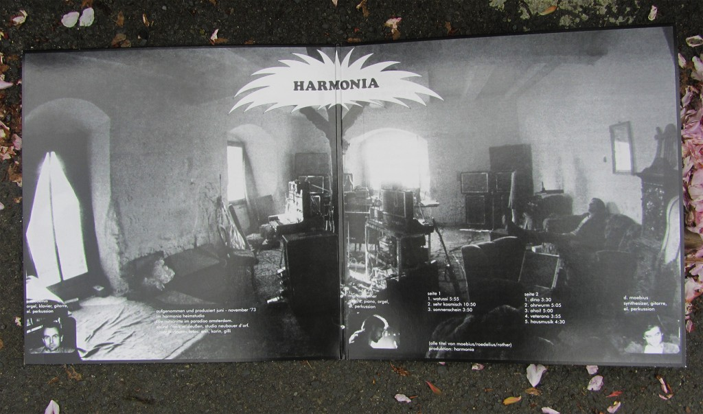 musik von harmonia inner