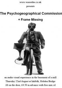 psychogeographical web