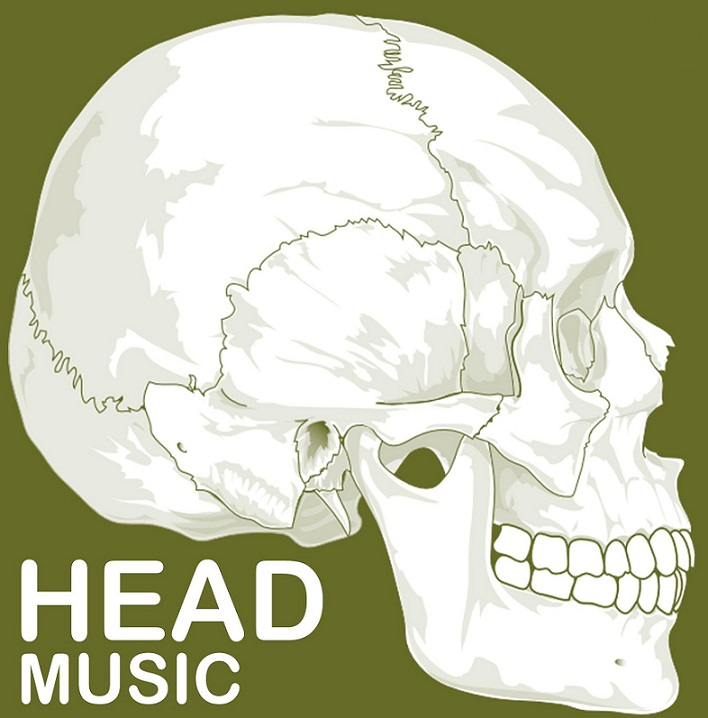 cover of HEAD MUSIC - Fruits de Mer Records
